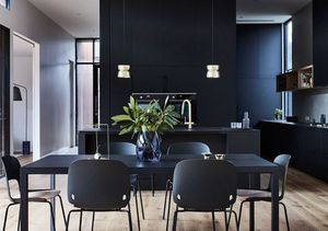 Así puedes llevar el color negro dentro de la decoración y con estilo