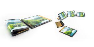 Escobar Fold 1 es el smartphone plegable del hermano de Pablo Escobar