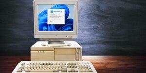 Microsoft te dejará instalar Windows 11 en computadoras viejas