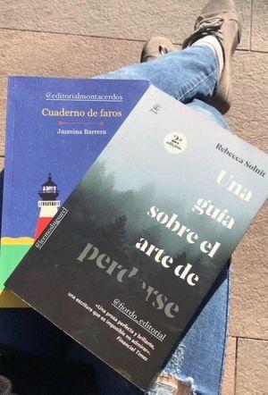 Perder(se) y encontrar(se): libros para vagar y detenerse a reflexionar