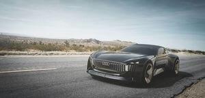 Audi presentó su Skysphere, el auto eléctrico que evoca al Batimóvil
