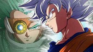 Granola es capaz de ver el interior del cuerpo de sus adversarios y lo demuestra neutralizando a Goku