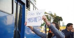 En Vivo: Así se vive el plantón #TodosSomos Marianita en Quito