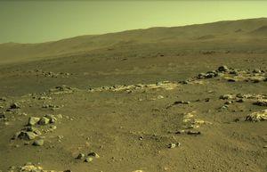 Ingenuity da NASA termina o nono voo no planeta vermelho com impressionante registro
