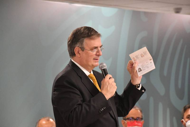 Marcelo Ebrard, canciller