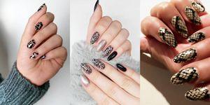'Snake nails', la tendencia para las atrevidas que quieren salir de lo común con sus uñas