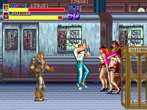 ¿Street Fighter '89?, recordemos la historia de Final Fight