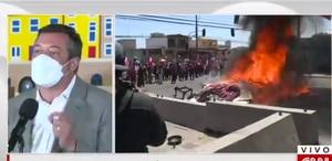 Sichel se va contra Boric tras pregunta por la crisis migratoria y lo ocurrido en Iquique
