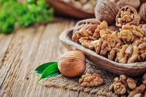 Nuez: comer media taza una vez al día reduce el riesgo de cardiopatías