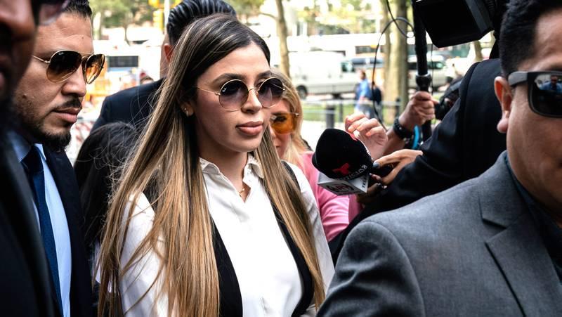 Cuándo recibe su sentencia y cuántos años de condena puede enfrentar Emma Coronel