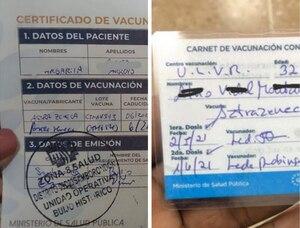 Paso a paso para obtener el certificado de vacunación contra el covid-19