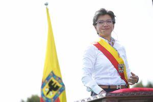 Favorabilidad de Claudia López sigue cayendo: en un año pasó del 89% al 60%