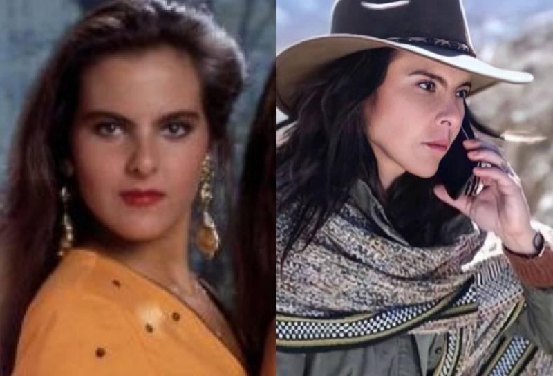 """De """"Muchachitas"""" a """"La reina del sur"""", así ha cambiado Kate del Castillo"""