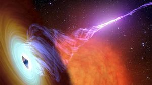 El Telescopio Hubble capta ráfagas rápidas de radio en los brazos espirales de cinco galaxias distantes