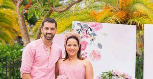 Toni Costa defiende el reto de Adamari Lopez asegurando que sí ha perdido peso