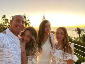 Andrea Legarreta y toda su familia protagonizarán una película