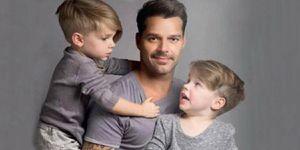 """5 """"polémicas"""" que han protagonizado los hijos de Ricky Martin"""