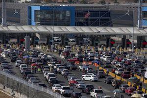 ¡Un mes más! EU extiende cierre de la frontera con México