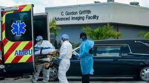Delta bate record de casos por coronavirus en Florida