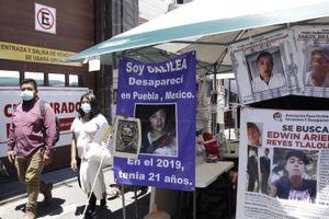 Piden a AMLO intervenir en Ley de Desaparecidos para Puebla