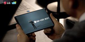 LG Rollable y pantallas brutales forman la apuesta de LG en el CES 2021