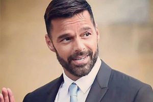 Ricky Martin conquista a sus seguidores al convertirse en un sexy jardinero