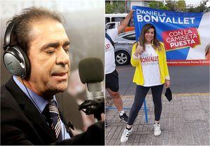 """""""Me acompañas desde el cielo"""": Daniela Bonvallet agradece a su padre tras ser electa concejal"""