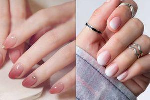 Uñas baby boomer, el diseño más elegante y moderno para uñas cortas en el otoño