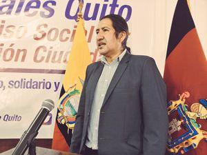 """Concejal Luis Robles cita a Spiderman en la sesión del Concejo Metropolitano: """"Un gran poder tiene una gran responsabilidad"""""""
