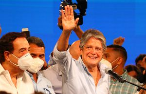 Guillermo Lasso tiende la mano a opositores políticos para su Gobierno
