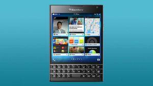 BlackBerry Passport sueña con ser relevante