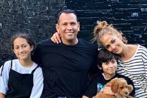 Jennifer Lopez da la bienvenida a un nuevo integrante en su familia y sus hijos están felices