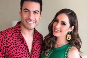 Carlos Rivera y Cinthya Rodríguez expresan por primera vez su amor en las redes