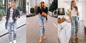 Los jeans en tendencia que las mujeres de 30 años deben probar para lucir elegantes y a la moda