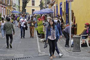 Semáforo Covid: Puebla regresa a color naranja por alza en contagios