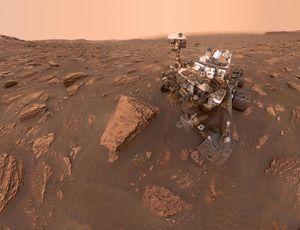 Cientistas da NASA estão mais próximos de explicar o mistério do metano em Marte