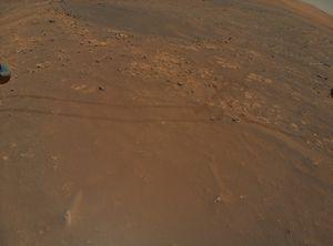 Durante investigação, Helicóptero da NASA revela intrigante terreno em Marte que impressionou cientistas