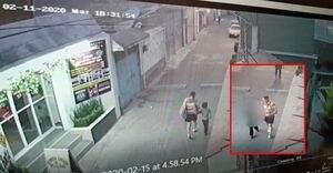 Fiscalía revela video de la mujer que secuestró a Fátima en Xochimilco