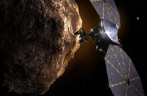 Mistério no espaço: NASA enviará primeira espaçonave para estudar asteroides troianos ainda neste ano