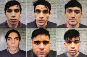 Capturaron a uno de los reos fugados de la cárcel de Valparaíso