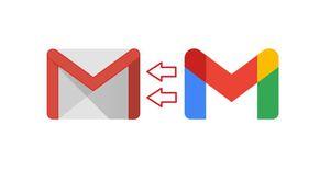 ¿No te gusta el nuevo diseño del paquete Gmail? De esta manera podrás volver a la apariencia anterior