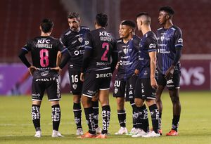 Se suspende el partido de Independiente del Valle vs Gremio de la Copa Libertadores
