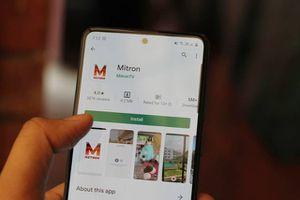 Android: Cómo encontrar la información de contacto del programador de una app