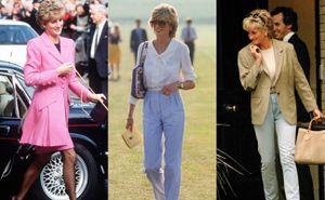 Looks de la princesa Diana tan fabulosos que puedes imitarlos actualmente