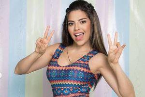 En medio de su campaña 'Mi Intimidad Violada' Emma Guerrero anuncia que se casa