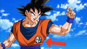Dragon Ball: esto significan los símbolos que Goku viste en sus uniformes