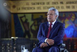 Lenín Moreno dice que se arrepiente de haber aceptado ser candidato a la Presidencia