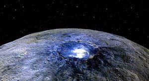 Marte no sería la primera opción para la humanidad: un científico ve más viable construir un mega satélite en la órbita de Ceres