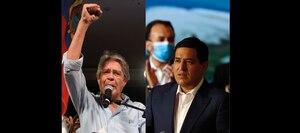 Guillermo Lasso confirmó que recibió llamada de Andrés Arauz ¿Qué le dijo?