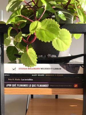 8M: recomendaciones literarias sobre el espacio que ocupan las mujeres en el arte y la cultura